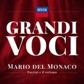 Grandi Voci – Mario del Monaco canta Puccini e il verismo - Una collana con registrazioni originali Decca e Deutsche Grammophon rimasterizzate con le tecniche più moderne che ne garantiscono eccellenza tecnica e artistica. de Puccini