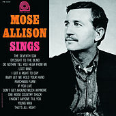 Mose Allison Sings de Mose Allison