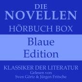 Die Novellen Hörbuch Box - Blaue Edition (Klassiker der Literatur) von Johann Wolfgang von Goethe