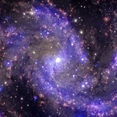 A Galaxy We Can Run Away To by Trouble
