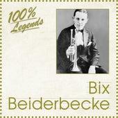 100% Legends (Bix Beiderbecke) de Bix Beiderbecke