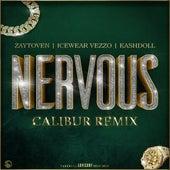 Nervous (Calibur Remix) by Zaytoven