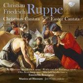 Ruppe: Christmas Cantata, Easter Cantata by Musica Ad Rhenum