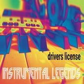 drivers license (In the Style of Olivia Rodrigo) [Karaoke Version] by Instrumental Legends