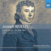 Wölfl: Piano Music, Vol. 2 by Adalberto Maria Riva
