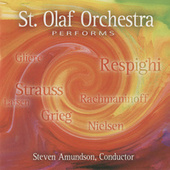 Respighi, R. Strauss, Grieg & Others: Orchestral Works (Live) by St. Olaf Band