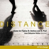 Distance von Choir of the Church of St. Andrew and St. Paul