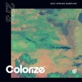 Colorize 2021 Spring Sampler de Various Artists