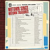 Motown Sings Motown Treasures von Various Artists