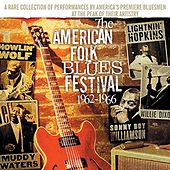 The American Folk Blues Festival by Various Artists