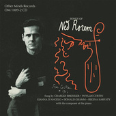 Songs of Ned Rorem von Ned Rorem