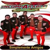 Simplemente Amigos (Cover) de Incomparable De Tierra Caliente