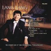 Lang Lang: Live At Seiji Ozawa Hall, Tanglewood by Lang Lang