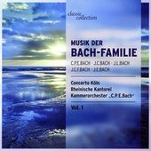 Musik Der Bach-Familie, Vol. 1 by Various Artists