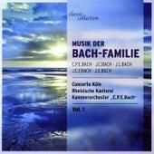 Musik Der Bach-Familie, Vol. 1 von Various Artists