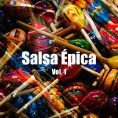 Salsa Épica Vol. 1 de Various Artists