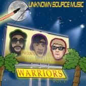 Unknown Source Music Warriors Mixtape, Vol. 2 de Various Artists