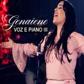 Voz e Piano III de Genaiene