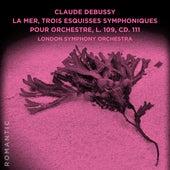 Claude Debussy: La mer, trois esquisses symphoniques pour orchestre, L. 109, CD. 111 von London Symphony Orchestra