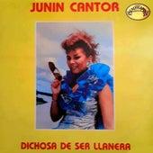 Dichosa De Ser Llanera de Junín Cantor