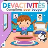 DEVACTIVITÉS : comptines pour bouger by La bande à Fredo