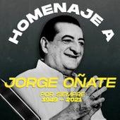 Homenaje a Jorge Oñate de Jorge Oñate