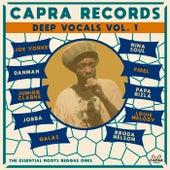 Capra Records Deep Vocals Vol. 1 de Various Artists