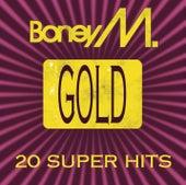 Gold - 20 Super Hits (International) fra Boney M.
