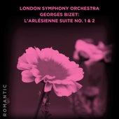 Georges Bizet: L'Arlésienne Suite No. 1 & 2, GB 121 by London Symphony Orchestra