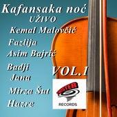 Kafanska noc Vol.1 de Various Artists