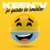 Je garde le sourire de Keen'V