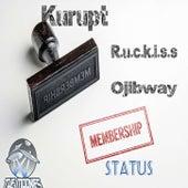 Membership status by R.U.C.K.I.S.S