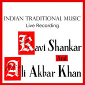 Indian Traditional Music - Live Recording by Ali Akbar Khan