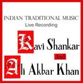 Indian Traditional Music - Live Recording de Ali Akbar Khan