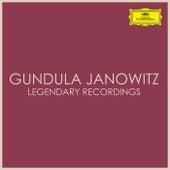 Gundula Janowitz - Legendary Recordings by Gundula Janowitz