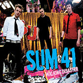 Walking Disaster de Sum 41