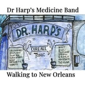 Walking to New Orleans von Dr Harp's Medicine Band
