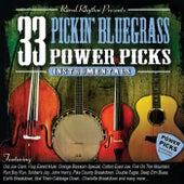 33 Pickin' Bluegrass Power Picks (Instrumental) by Various Artists