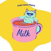 Cats love Piano by Cat Music