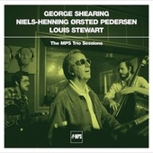 The MPS Trio Sessions de George Shearing