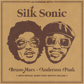 Leave The Door Open by Silk Sonic (Bruno Mars & Anderson .Paak)
