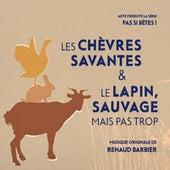 Pas si bêtes ! - Les chèvres savantes & Le lapin, sauvage mais pas trop (Bande originale de la série télévisée) by Renaud Barbier