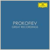 Prokofiev - Great Recordings by Sergei Prokofiev