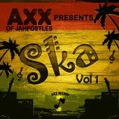 Axx of Jahpostels Presents Ska, Vol. 1 by Devon Bradshaw