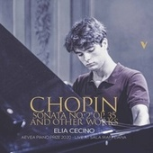 Chopin: Piano Sonata No. 2 in B Minor, Op. 35 & Other Works (Live) by Elia Cecino