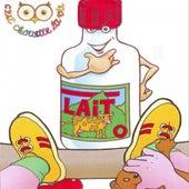 C'est chouette la vie (Leçon de choses : Le lait, la baguette de pain, le feu tricolore, la bouteille de lait et la prise électrique) de Les Galopins