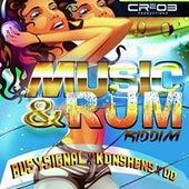 Music & Rum Riddim by Various Artists