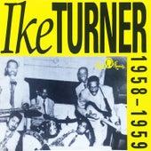 1958-1959 fra Ike Turner