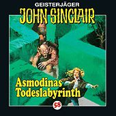 Folge 58: Asmodinas Todeslabyrinth von John Sinclair