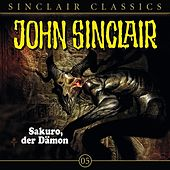 Classics Folge 5: Sakuro, der Dämon von John Sinclair